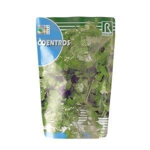 Semilla de cilantro coentros