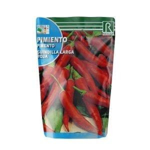 Semilla de guindilla larga roja